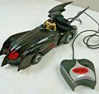 1997 DC Comics Batmobile, RC Remote Control with Batman Figure