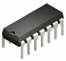 AND Gate Quad 2-IN CMOS 14-Pin PDIP