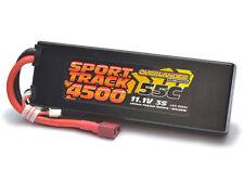 Overlander 4500mAh 3s 11.1v 55c Low Profile LiPo Hard Case Sport Track #0002956