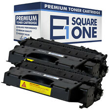 eSquareOne Toner Cartridge Replacement for Canon C120 2617B001AA (Black, 2-Pack)