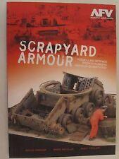 Book: Scrapyard Armour Scenes from a Russian Armour Scrapyard