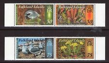 FALKLAND ISLANDS QEII Colour in nature part 4 superb marginal set MNH
