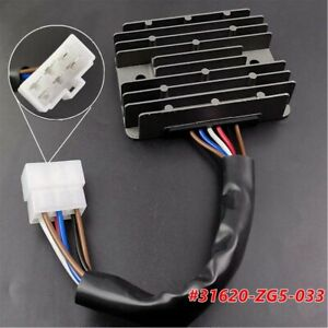 31620-ZG5-033 SH711AA Voltage Regulator Rectifier 20A Fit Honda GX610 GX620