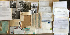 CHINA HONG KONG, ANTIQUE WRITING LETTERS, Picture,postcard  #2