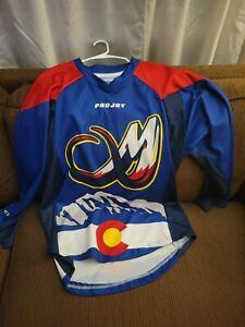 colorado mammoth jersey.