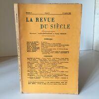 La Revista de La Siglo N º 5 , Tomo II, 1er Julio 1925