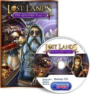 Lost Lands 3 - Der Goldene Fluch - PC - Windows VISTA / 7 / 8 / 10