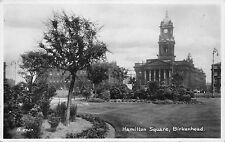 BR63534 hamilton square birkenhead real photo    uk