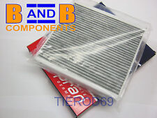 SMART 451 FORTWO CABRIO POLLEN FILTER 2007 ONWARDS NEW SHAPE 4518300018  A122