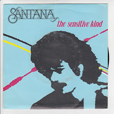 "SANTANA Vinyle 45 tours SP 7"" THE SENSITIVE KIND - CHANGES - CBS 1630 Stereo"