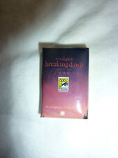 SDCC 2011 TWILIGHT BREAKING DAWN EXCLUSIVE MOVIE PIN !!