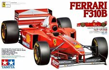 Tamiya 20045 1/20 Scale F1 Model Car Kit Ferrari F310B '97 M.Schumacher/E.Irvine