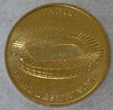 Rare médaille monnaie de paris  stade PARIS coupe du monde de football 1998