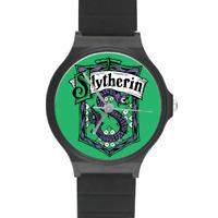 Slytherin House Childrens Soft Plastic Wrist Watch Watch Harry Potter Fans