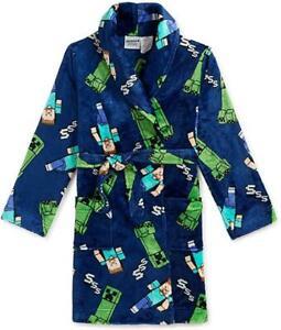 6-7 Medium M NEW NWT Pokemon Robe Size 4-5 8 Boys Bathrobe Pajamas XS Small S