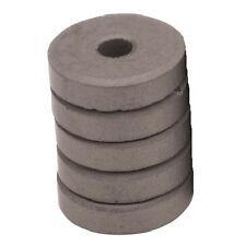 Ferrite Ring Magnet 12mm Ferrimagnet (Pack of 3)