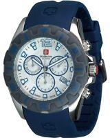 Swiss Military Calibre Marine blau 06-4M2 Quarz-Chronograph Swiss Made Herrenuhr