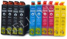 KIT 10 Cartucce comptibile per Epson WORKFORCE WF 2750DWF WF 2760DWF  BL