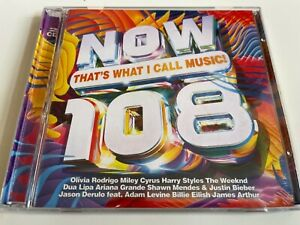 Various Artists : Now Thats What I Call Music! 108 - 2 CD