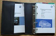 VW GOLF V GT R32 BLUEMOTION Manuale Proprietari Manuale Wallet 2003-2008 Pack 8839