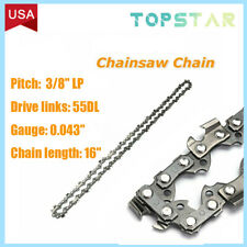 16 Inch .043 3/8 55DL Chainsaw Chain for Stihl MS200 MS250 MS251 SAW PARTS