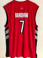 Adidas NBA Jersey Toronto Raptors Andrea Bargnani Red sz L