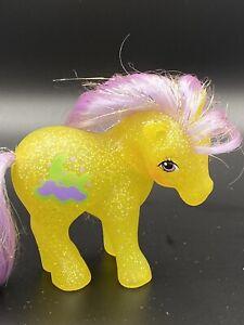 My Little Pony G1 Sparkle Glitter Pony - Napper - MLP Vintage 1983 Hasbro