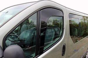 DRE27144-Renault-Trafic-2001-2014-Wind-Deflectors-2-pcs-Front-Set-TINTED HEKO