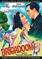 BRIGADOON  DVD MUSICALE