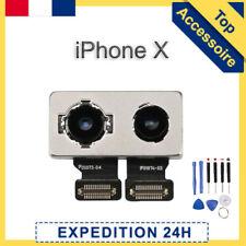 MODULE CAMERA APPAREIL PHOTO ARRIERE POUR IPHONE X + EXPEDITION SOUS 24H