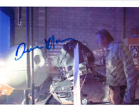 DENNIS MUREN SIGNED 8x10 PHOTO ILM SPECIAL EFFECTS MASTER STAR WARS BECKETT BAS