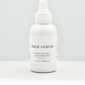 Advanced Double Action Hair Serum with Keratinocyte Growth Factor, MSR & Biotin
