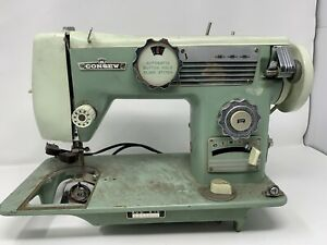Consew Model 970 Sewing Machine Vintage