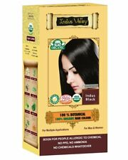 2 Pack 100% Botanical Hair Color| Black |No Ammonia/PPD/Chemicals Free Shipping