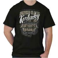 Kentucky American Souvenir Country KY USA Short Sleeve T-Shirt Tees Tshirts