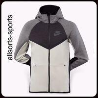 Nike Sportswear Tech Fleece Windrunner Hoodie Size XL 13-15 Years  856191-072