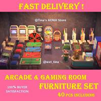 Arcade & Gaming Room Furniture Set 40 Pcs FASTEST!!!