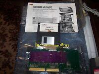 Sonnet Crescendo Power Mac G3 266/512 PCI Based CPU Upgrade P/N PPG3-266-5-KT