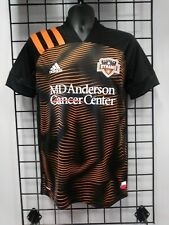 2020-21 adidas HOUSTON DYNAMO AWAY JERSEY (EH8638) SIZE MENS SMALL