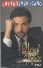 Hansel Martinez Y La Original Calle Ocho El Gato Cassette New Sealed