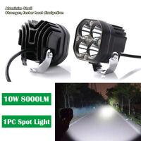 3'' 40W Motorcycle Auxiliary Spotlight Cree LED Work Lamp Motorcycle Car ATV UTV