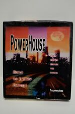 PowerHouse Power Grid Simulation by Impressions IBM PC CD-ROM Win 3.1 DOS Game