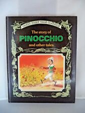 The Story of PINOCCHIO and Other Tales Great Fairy Tales Classics Hardcover 11X9