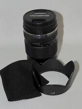 Olympus 14-150mm f4-5.6 Zuiko Digitale ED M II, Nuovo di zecca! con cappuccio + Hoya Filtro UV