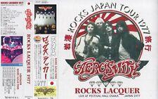 AEROSMITH / Live OSAKA, JAPAN 1977 / 1CD / New & Sealed!