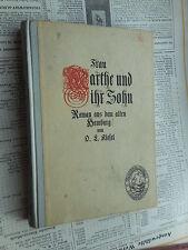 Deutsche Erstausgabe Antiquarische Bücher aus historischen Romanen für Belletristik