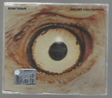 RED HOT CHILI PEPPERS SCAR TISSUE  CD SINGOLO SINGLE cds