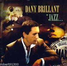 CD audio.../...DANY BRILLANT.../...JAZZ A LA NOUVELLE ORLEANS....