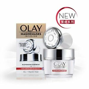 Olay Magnemasks Infusion Rejuvenating Facial Treatment Starter Kit