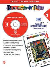 Warner Brothers Videos AF9643ACD Performance Plus®: CDs, Book 1 Set 1